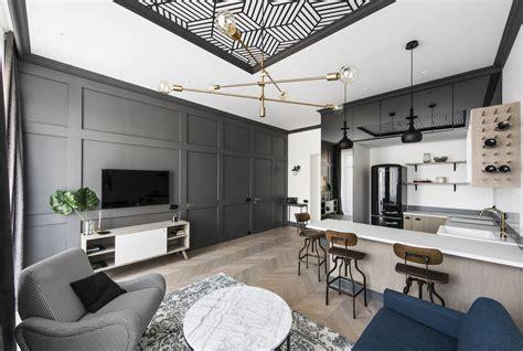 architekt rã apartment from vilnius features scandinavian influences