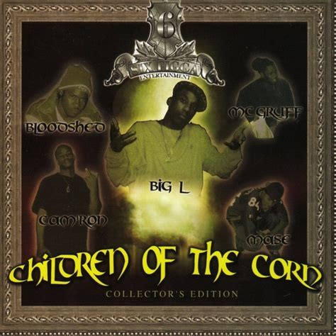 Children Of The L by Camron Mase Big L Mcgruff Bloodshed Children Of The