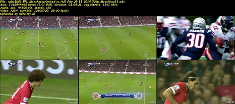 epl xi 2014 full match epl manchester united vs hull city matchday 13