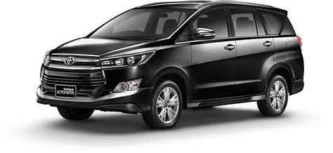 All New Innova Roof Rail Activo Color By Request 2018 2019 toyota innova crysta western autos thailand