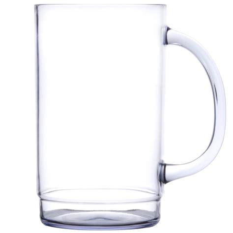 buy barware online plastic beer mugs get 00083 20 oz san plastic beer mug
