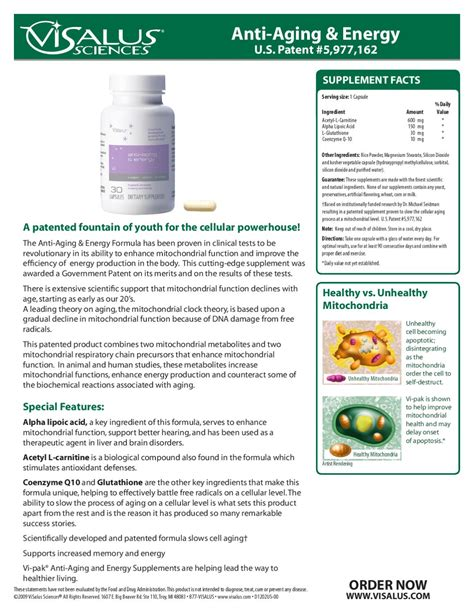 mito t777 by kent store visalus patented anti aging by kent issuu