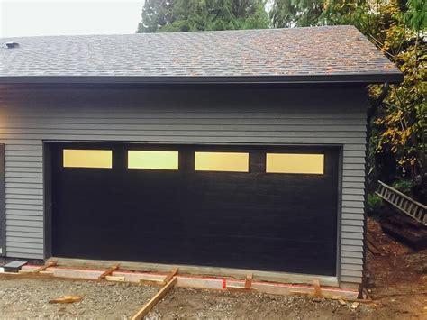 garage doors vancouver  custom projects