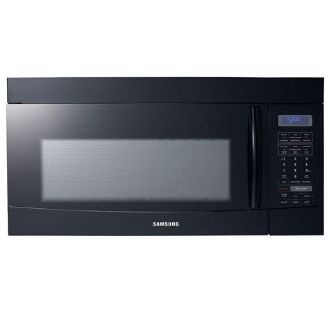 Samsung Microwave Oven Me711k samsung the range microwave 1 8 cu ft smh9187 sears