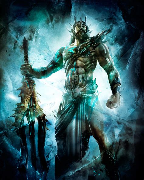 Imagenes Mitologicas Wikipedia | poseidon playstation all stars wiki fandom powered by