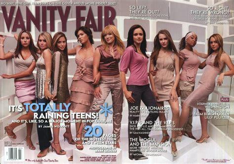 Vanity Fair It by Vanity Fair S Clad Cover Turns 10