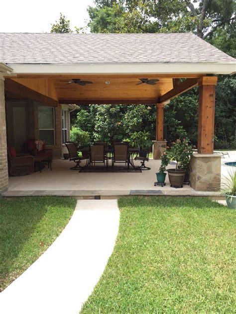Backyard Paradise   Magnolia, TX, United States. Gable