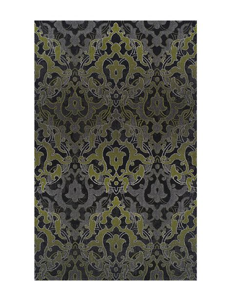 Bold Area Rugs by Dalyn Rugs Grand Tour Collection Bold Damask Print Area Rug Stage Stores