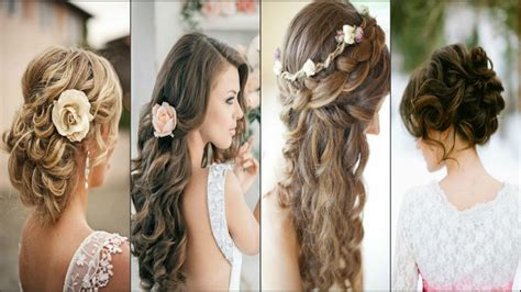 20 creative and beautiful wedding hairstyles for long hair long hairstyles for bride 4k wallpapers 2018