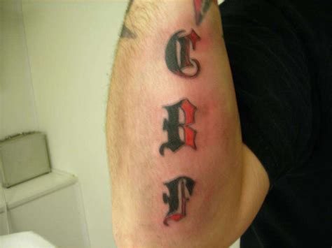 tattoo letters jr jr old english letters old english