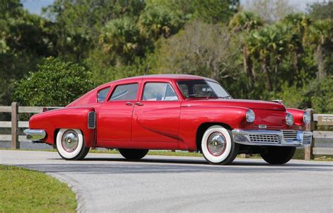 An Tucker for sale tucker 48 torpedo 1 of 52 built
