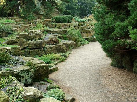 Rock Garden Pictures Rock Garden Path Gardens Pinterest