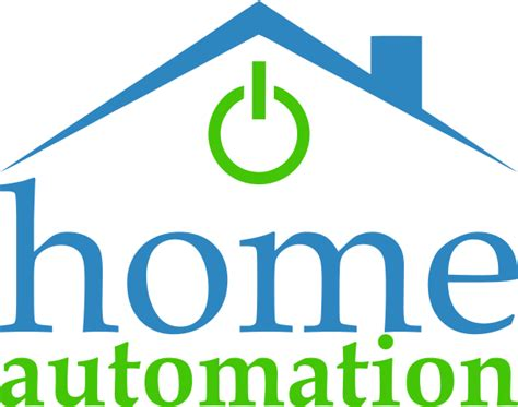 home automation logo design home automation vadodara wifi lights fans acs geysers