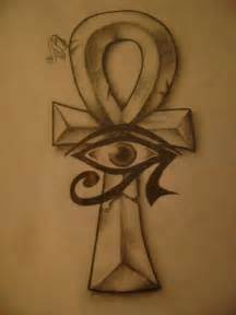egyptian cross tattoos best 25 ankh ideas on nefertiti