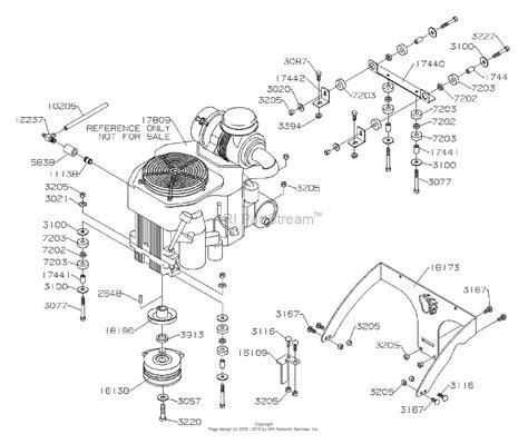 kohler parts diagram dixon grizzly 60 2006 parts diagram for engine kohler