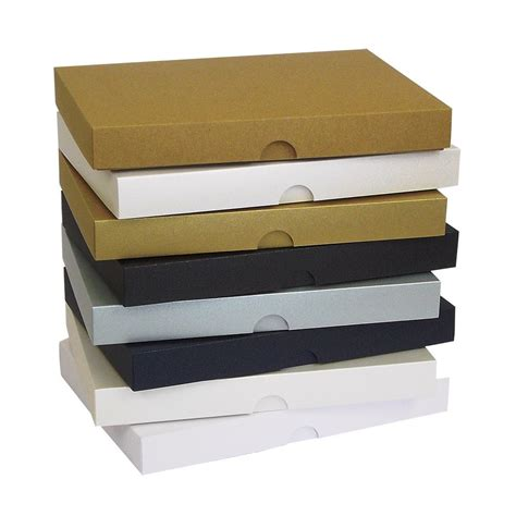 Gift Boxes For Gift Cards - 5x7 inch pearlescent greeting card boxes invite wedding gift box
