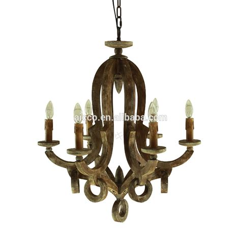 China Chandeliers China Supplier New Product Vintage Wood Chandelier Buy Made In China Chandelier Chandeliers
