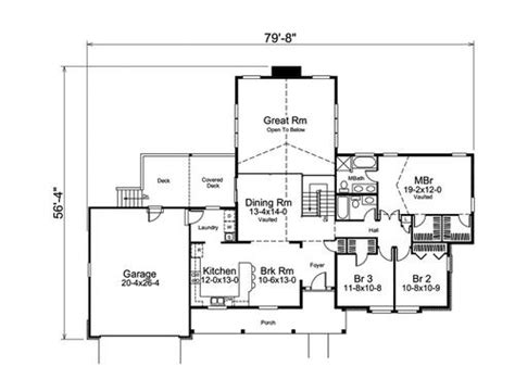 menards floor plans h007d 0215 the nottingham hill at menards 174