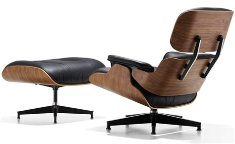 eames chair with ottoman eames 174 lounge chair ottoman hivemodern com
