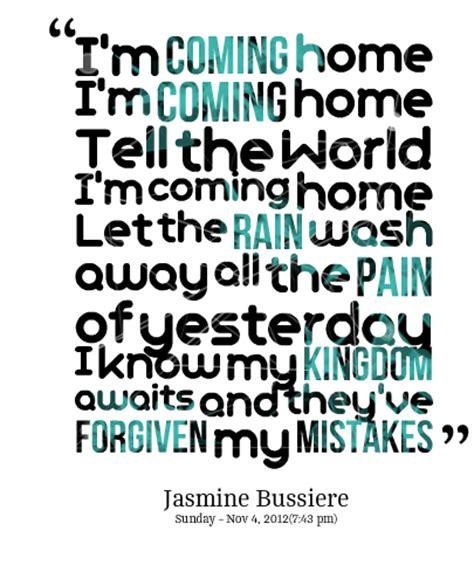 im coming home lyrics www pixshark images
