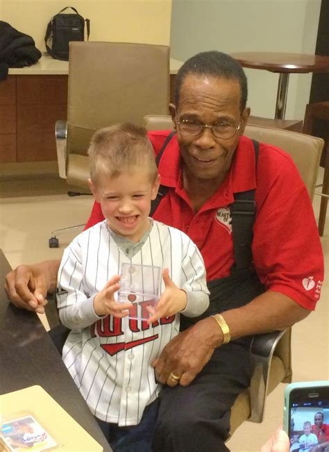 swinging heart syndrome rod carew connects in his first swing against heart disease