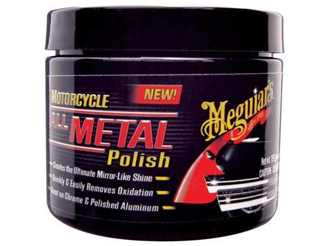 Motorrad Mc by Meguiars Motorrad All Metal Polish
