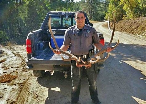 and fish nm march officer of the month new mexico department of