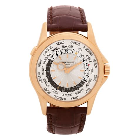 Cartier Tanggal 001 Rosegold patek philippe world time 5130r 001 gold world s best