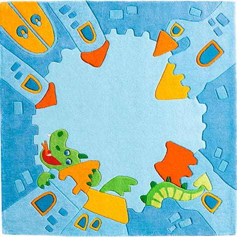 alfombra infantil castillo de los caballeros de haba haba decoiluzioncom
