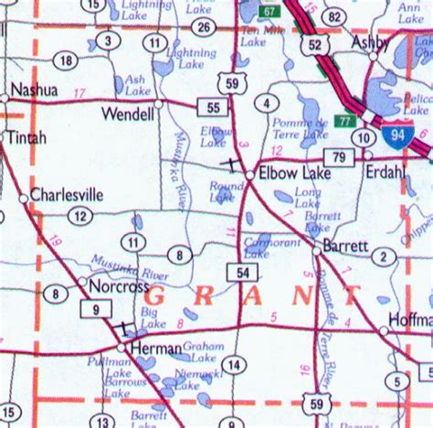map grant grant county minnesota maps hotels motels vacation rentals places to visit in minnesota
