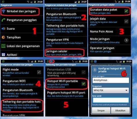 Wifi Bolt Buat Hp cara membuat ponsel android samsung menjadi modem wifi hotspot terbaru 2013