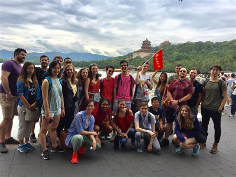 Columbia Mba Summer Courses by Columbia Summer In Beijing Business Global