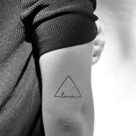 the 25 best triangle tattoo meanings ideas on pinterest best 25 triangle tattoos ideas on pinterest geometric