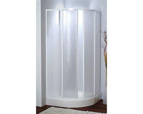 box doccia acrilico box doccia semicircolare in acrilico 79 80 cm h 185 cm