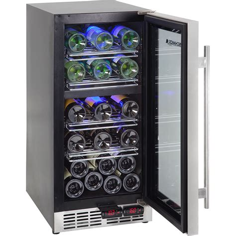 under bench wine fridge under bench dual zone wine fridge quiet running and versatile