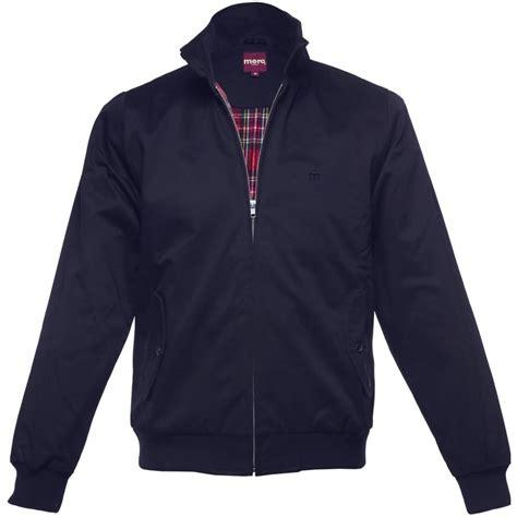 merc clothing harrington jacket navy