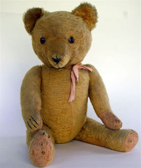 vintage teddy bears bing teddy bear circa 1920 20 quot antique american bear