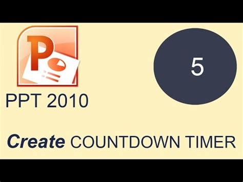 powerpoint countdown tutorial vote no on how to add countdown timers to powerpoint