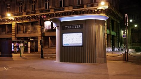Urban Furniture sanisette patrick jouin id projects meta title