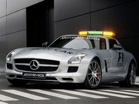 mercedes sls wallpaper 2010 mercedes benz sls amg f1 safety car desktop wallpaper