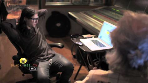 skrillex in the studio skrillex in the studio creating music r i p ray manzarek