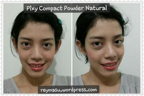 Review Bedak Makeover pixy uv whitening compact powder coverlast reymasu