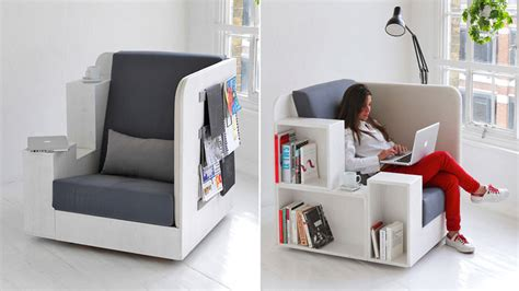 Bookshelf Chair by Openbook Armchair By Design Studio Tilt