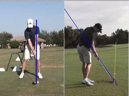 swing como a bandera golf c 243 mo grabar un swing para un an 225 lisis