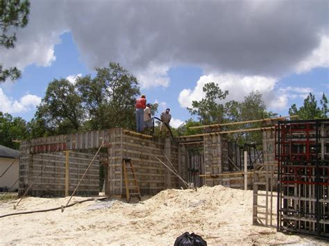 poured concrete house pictures for hadleigh homes llc in ferndale fl 34729