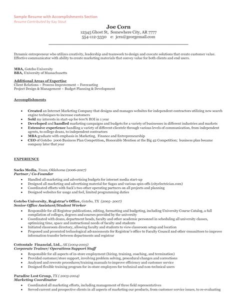 as a phd student applying for internships where should i include