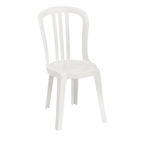 White Stackable Chairs by Stackable Chair White