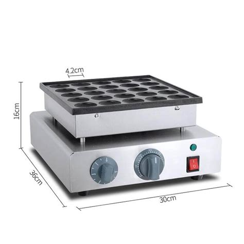 Teflon Pancake mini pancake maker teflon coating poffertjes machine