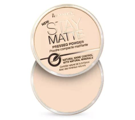 Rimmel Stay Matte Foundation Review rimmel stay matte pressed powder reviews in powder