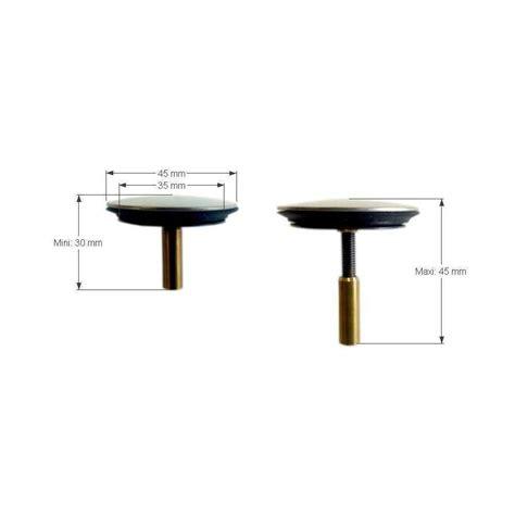 Clapet Pour Vidage De Baignoire by Clapet Inox D 45 Pour Vidage Baignoire 224 Cable